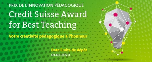 prix enseignement