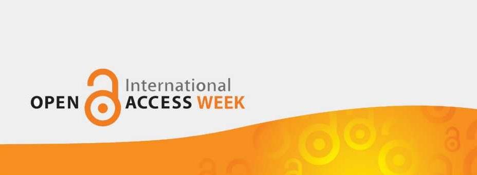 La semaine internationale de l'Open Access à l'UNIGE - 26-30 octobre